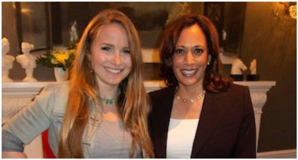 Rudy Giuliani's daughter announces her support for Biden/Harris