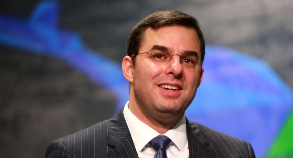 Never-Trumpers pushing Justin Amash to run third party and steal away votes for Trump: report