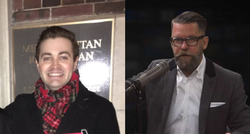 New president of Metropolitan Republican Club had invited Proud Boys to New York