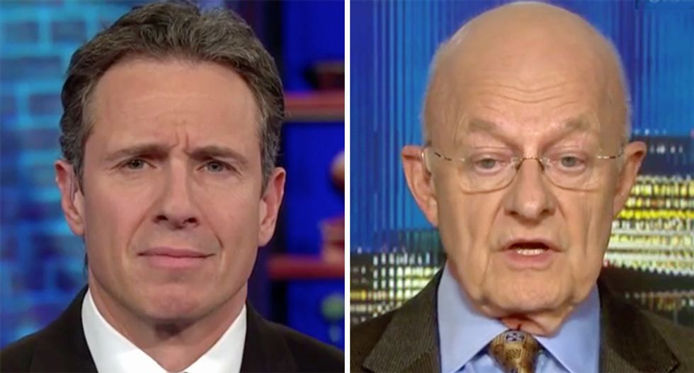 Chances are 'about zero' Trump is correct in spat with intel agencies: Ex-Director of National Intelligence