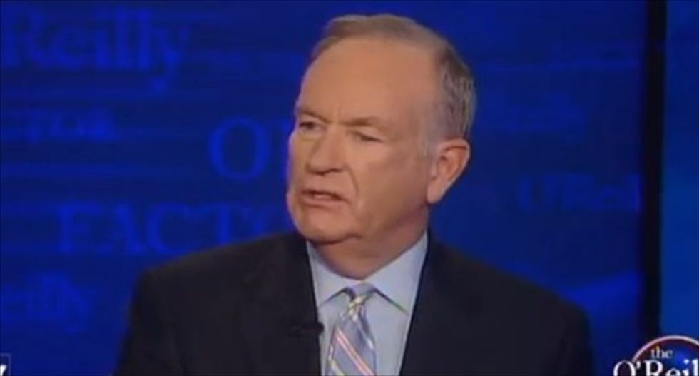 Veterans' group accuses Bill O'Reilly of trying to 'steal valor' with sketchy Falkland stories