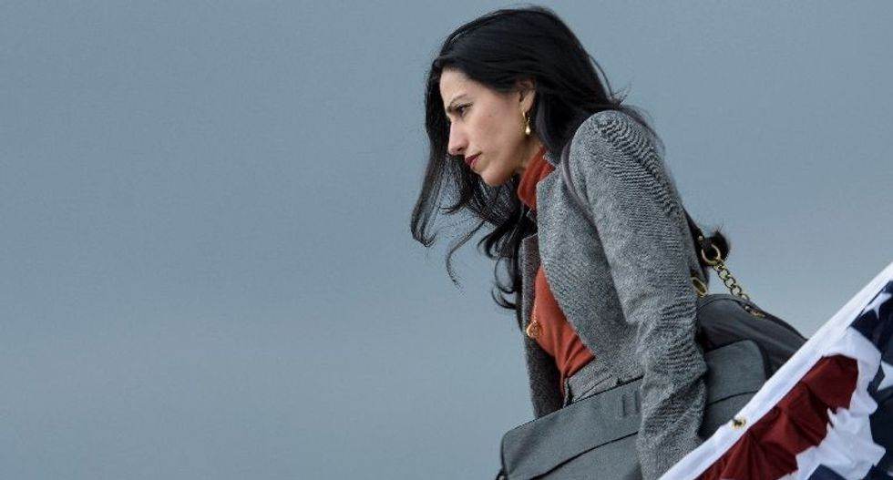 Who is top Clinton adviser Huma Abedin?