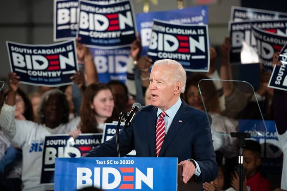 Joe Biden unveils new plan on housing and homelessness ahead of California primary