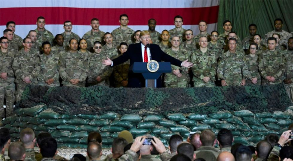 Right-wing newspaper reports Trump is planning to mobilize National Guard to enforce a two-week shutdown of America