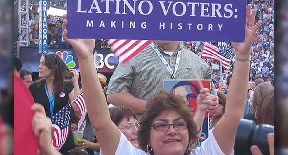 Democrats can't count on Latinos to swing the midterms