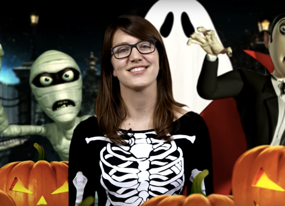 WATCH: The chemistry and science of mummies, vampires and ghosts explained