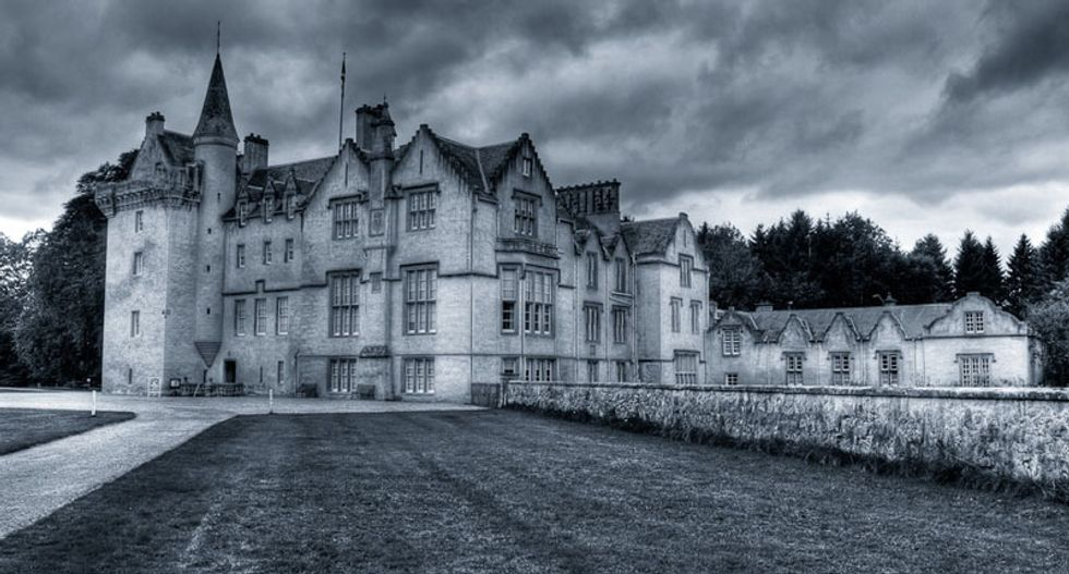 How Gothic buildings got associated with Halloween and the supernatural