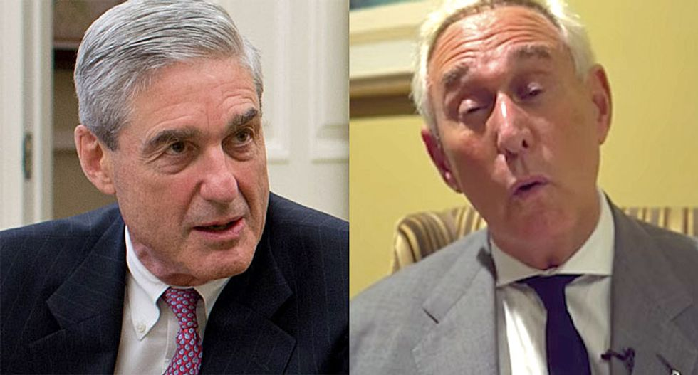 Indictment shows Roger Stone 'wore out his welcome mat' with Mueller: Former federal prosecutor