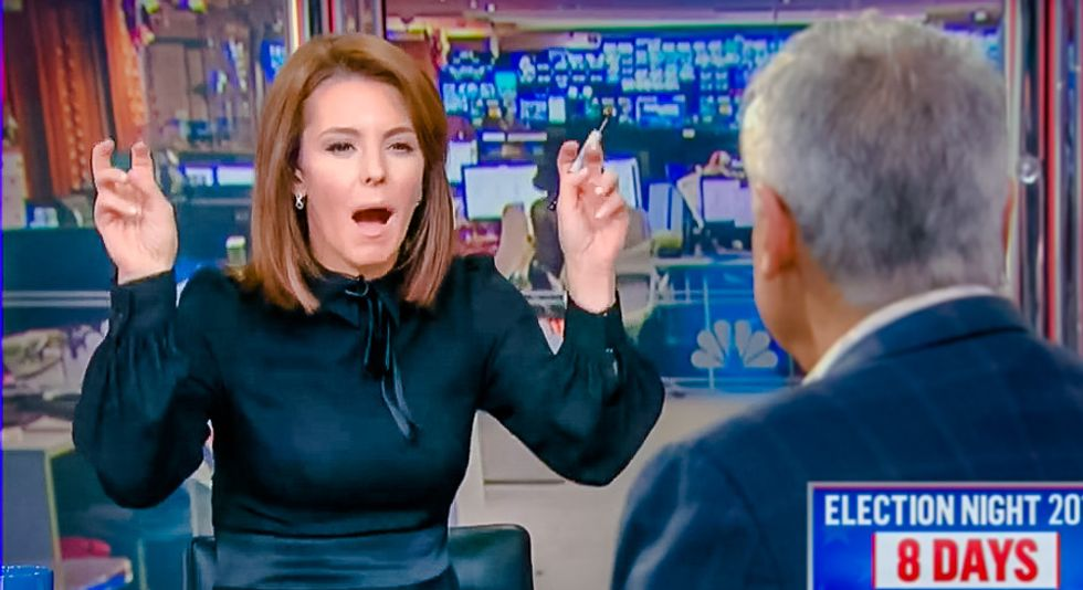 MSNBC asks mind-boggling question about Comey's email probe: 'Why hasn't Hillary shut this down?'