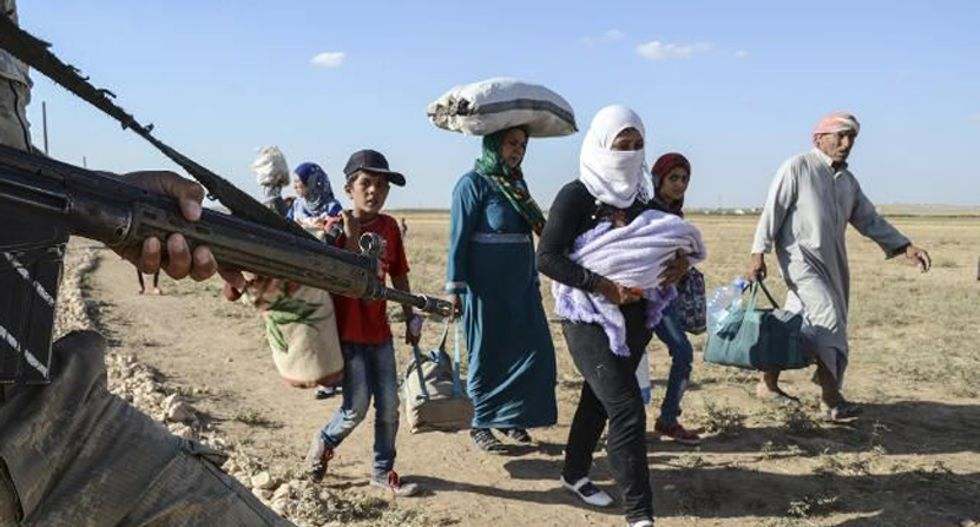 Syrian regime executes 10 children of rebel fighters: human rights monitor