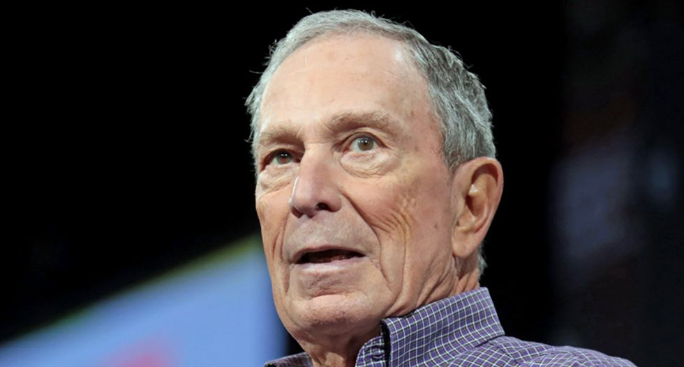 Mike Bloomberg roasted online after tape of his Goldman Sachs comments went viral