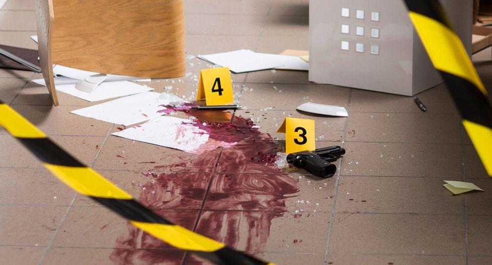 Man shot after stabbing six at Pennsylvania mental health clinic