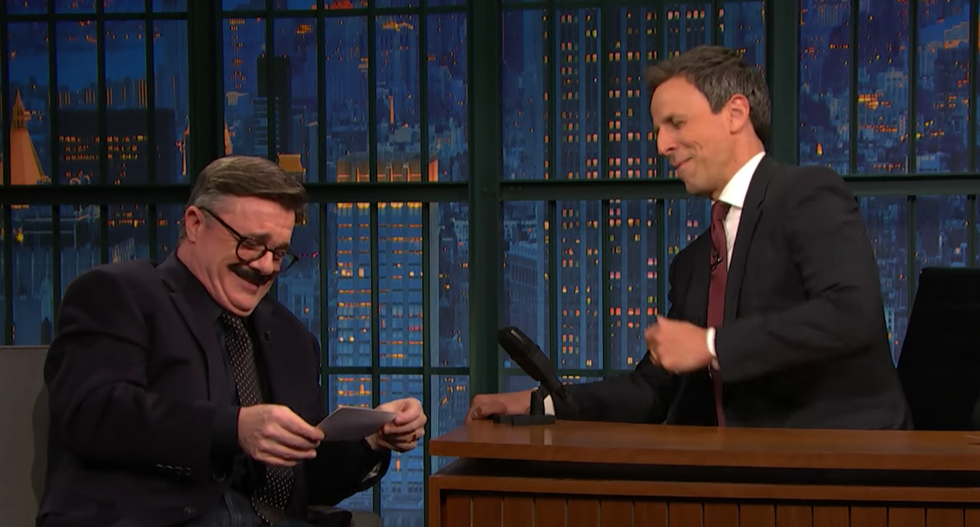'Touched by a billionaire': Actor Nathan Lane imagines hilarious TrumpTV lineup