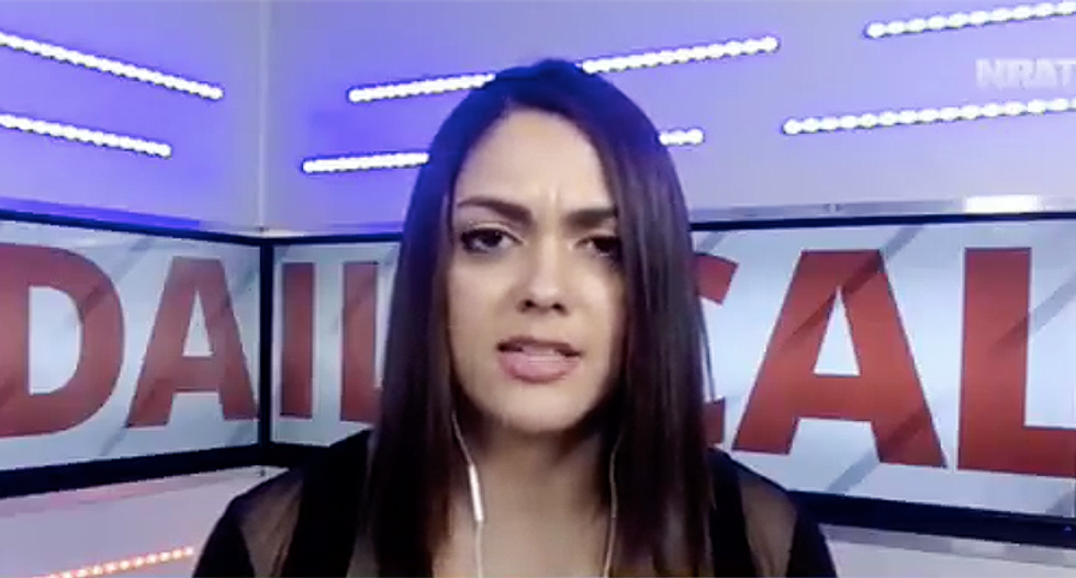 Conservative Daily Caller reporter busted for horrific attacks against Jews after NRA TV appearance