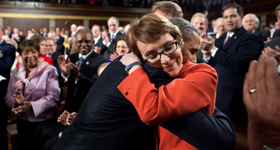 Nasty Facebook trolls mock Gabby Giffords after Navy announces ship named in her honor
