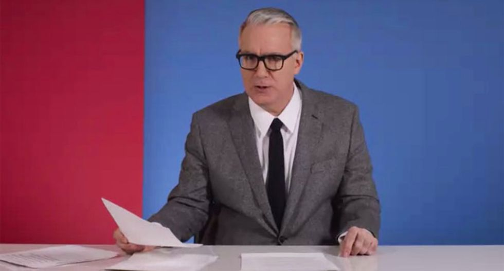 WATCH: Keith Olbermann lays out the links between Trump and Russia -- and it's incredibly damning