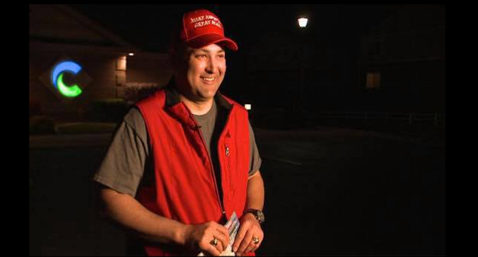 BUSTED: Trump supporter popped for electioneering after creating turmoil at Utah polling place