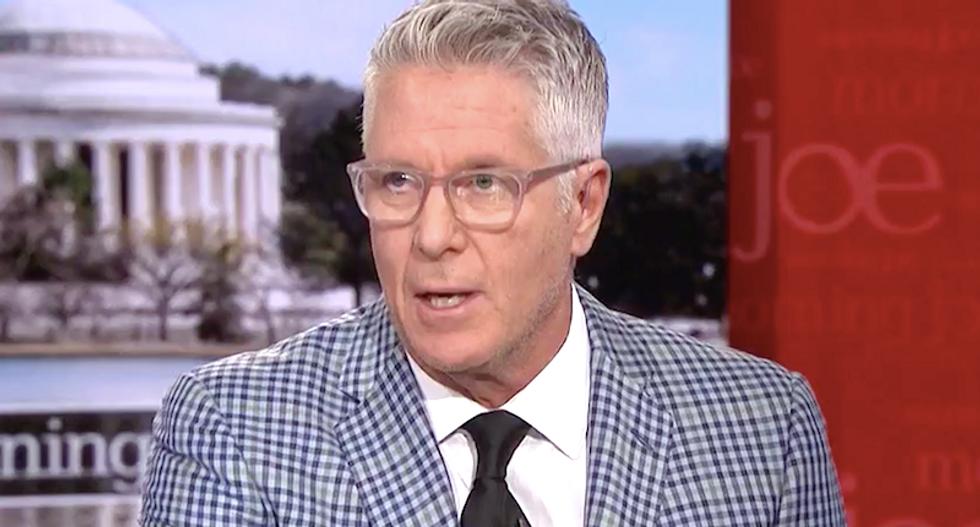Cohen pal Donny Deutsch predicts anti-mob laws will take down entire Trump Organization