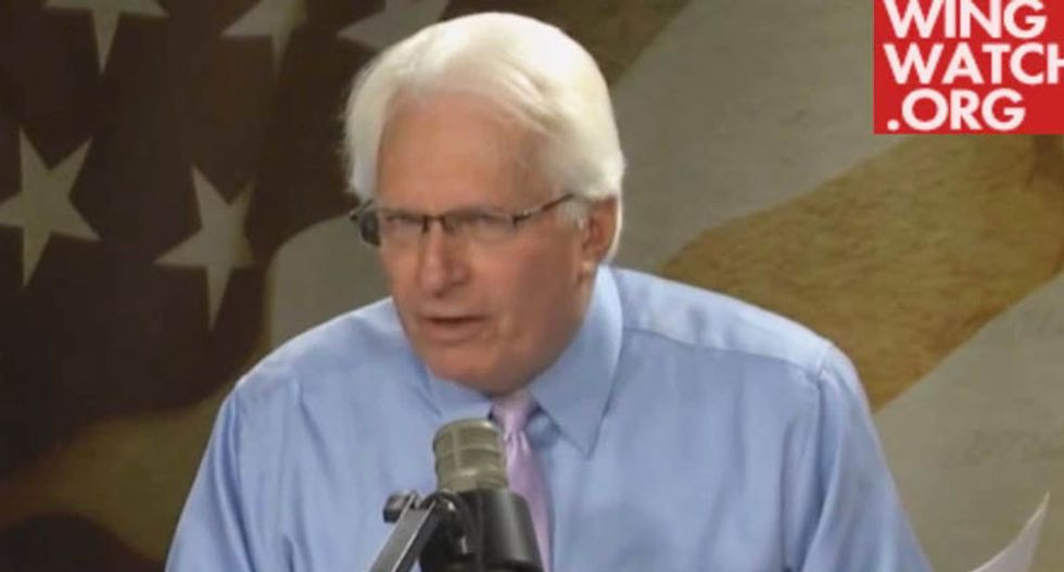 Christian radio host's 'mind blown' by the idea of Muslim on House Intelligence committee