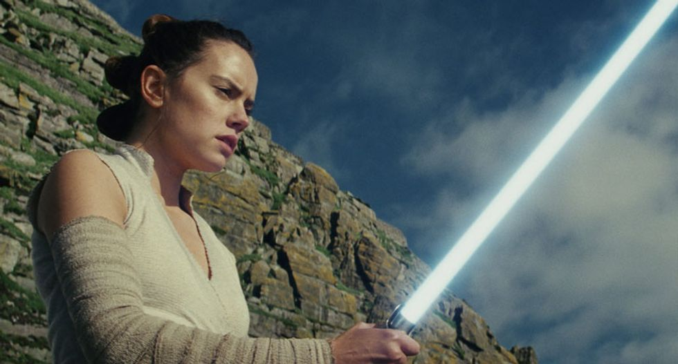 Female-centric 'Star Wars' series in works: reports