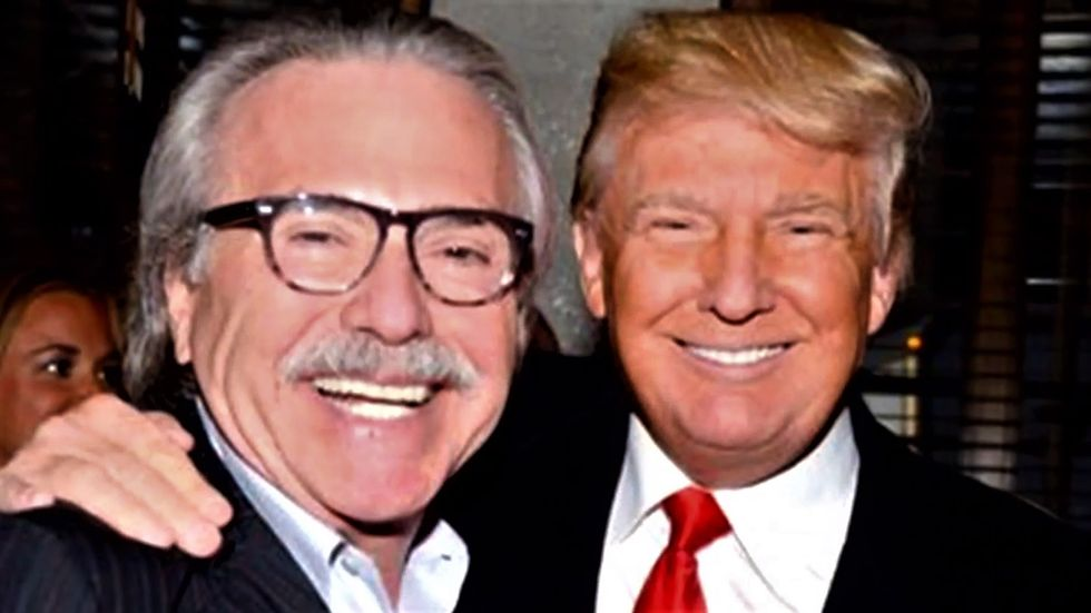 More National Enquirer blackmail bombshells predicted after alleged Bezos extortion bid massively backfires