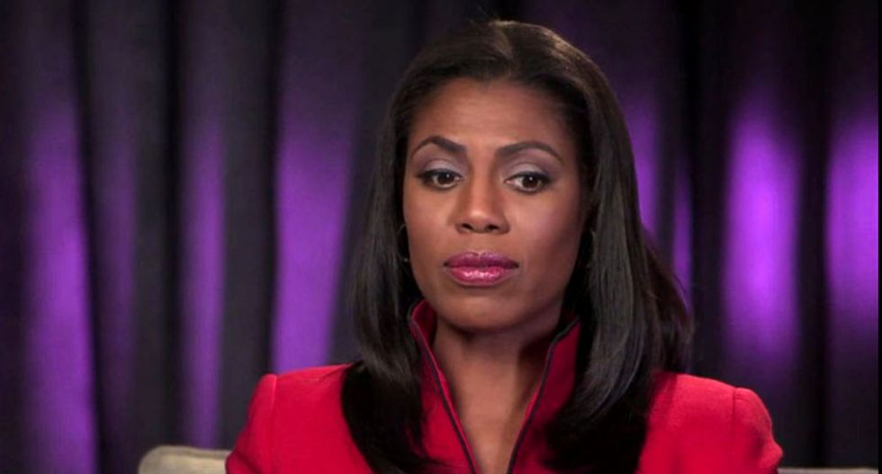 Omarosa reportedly ended up in the hospital while competing on 'Celebrity Big Brother'