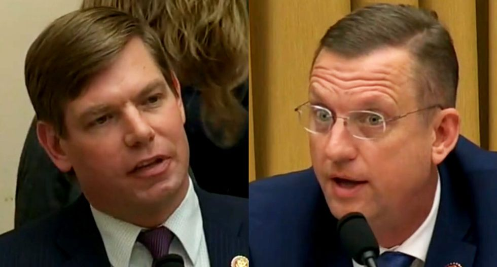 'You're not his lawyer': Dem mocks Republican's frantic attempt to disrupt his grilling of Whitaker