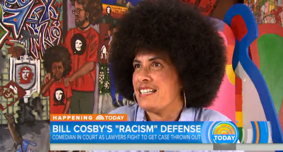 Bill Cosby accuser slams his 'racism' defense: 'What about us black women he sexually assaulted?'