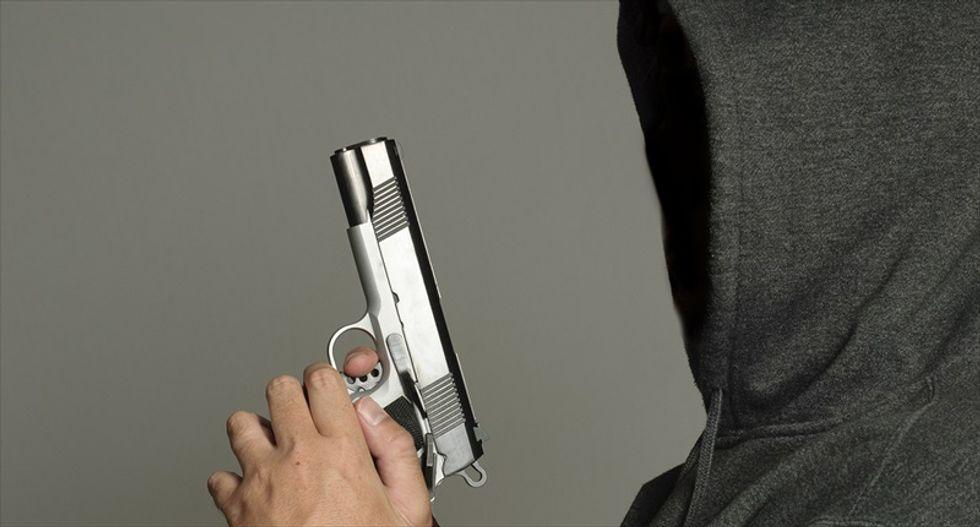 Manhunt under way for gunman in Florida 'Zombicon' shooting