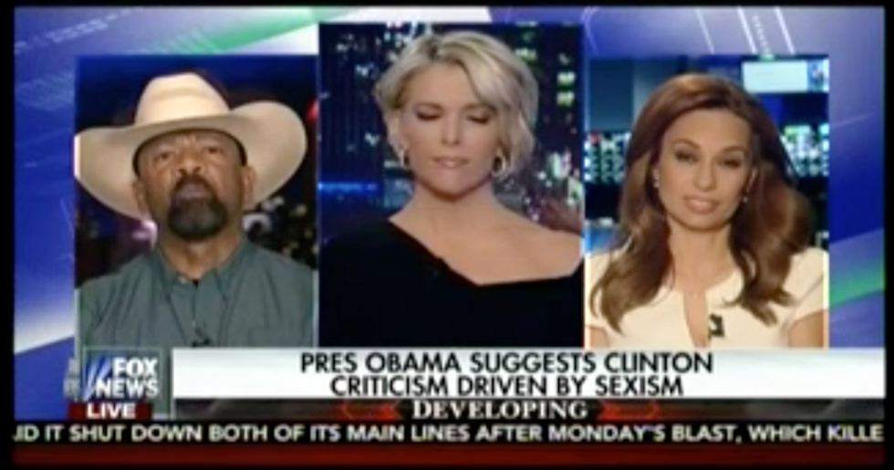'She's not Mrs. Bill Clinton': Dem strategist hammers Fox regular for refusing to call Hillary by her name