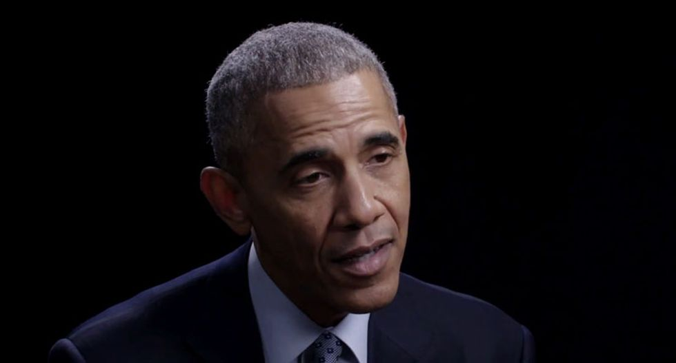 Obama throws shade at FBI Director James Comey: 'We don't operate on innuendo'