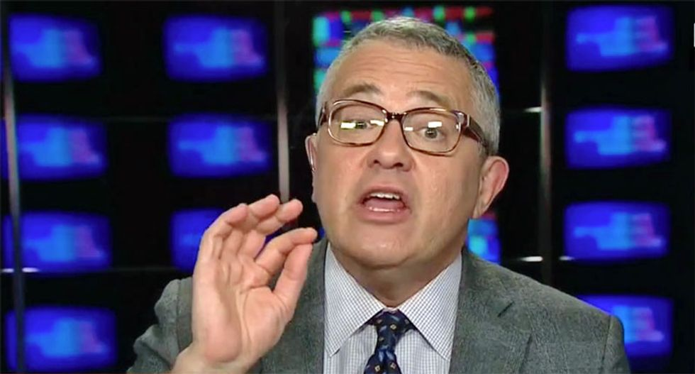 CNN's Toobin mocks ex-Trump aide for 'ridiculous, self-pitying' statement: He 'pleaded guilty is because he's a criminal'