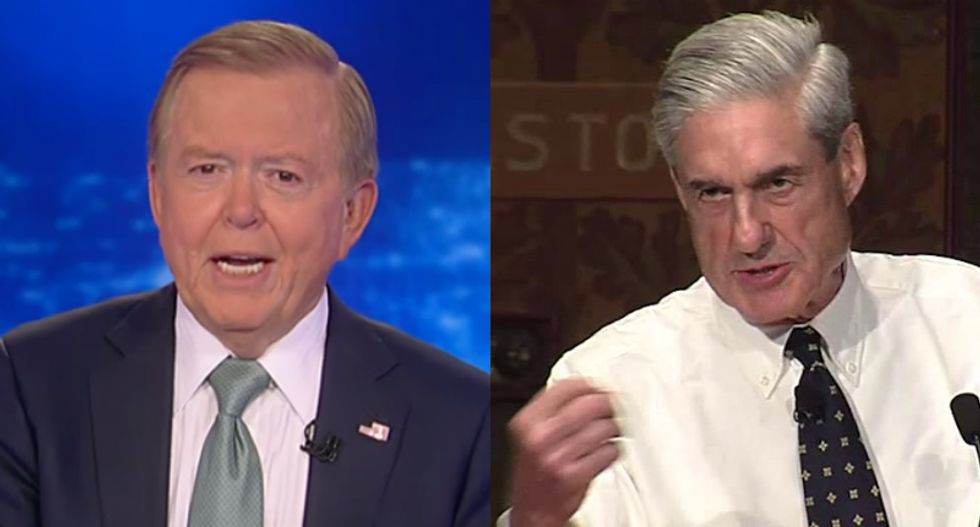 Ex-CIA director puts Fox News 'on notice' for their 'conspiratorial hit job' on Robert Mueller and the FBI