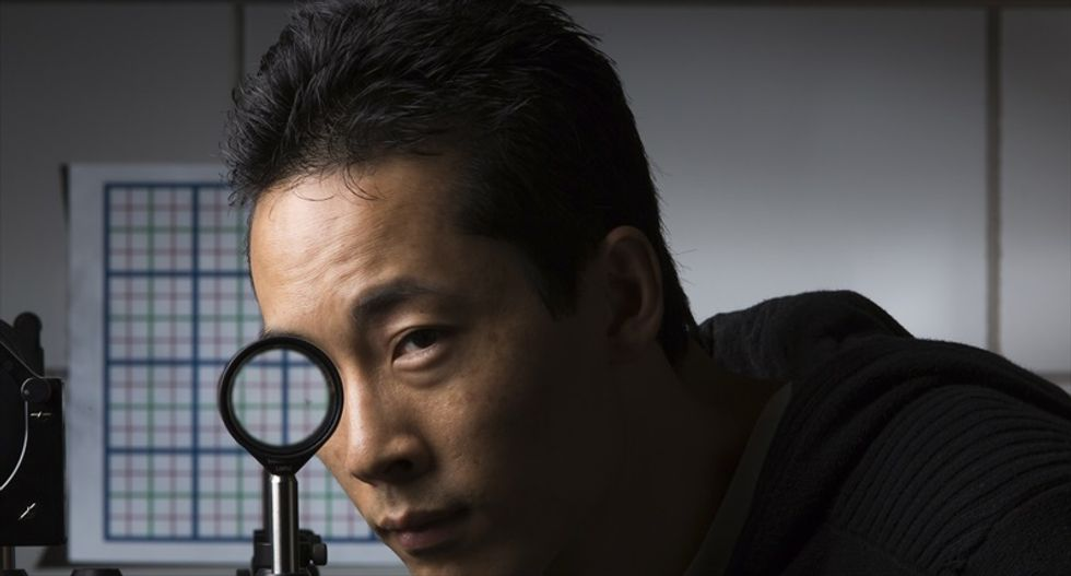 WATCH: Rochester researchers' 'invisibility cloak' cost just $1,000 to make