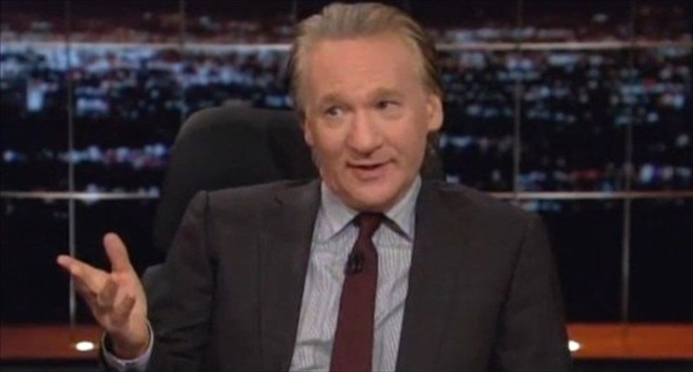 Bill Maher mocks Fox and Ted Cruz for complaining about 'badass' Eric Holder
