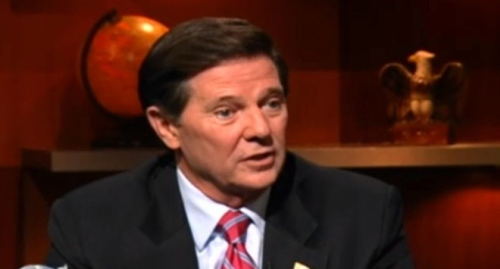 Disgraced congressman Tom DeLay rolls out plan to impeach Hillary Clinton on day one