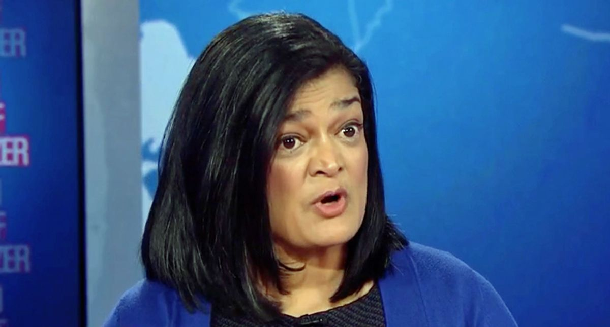 Pramila Jayapal demands House Sergeant at Arms remove GOP lawmakers who refuse masks after positive COVID test