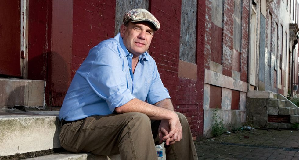 'Wire' creator David Simon: Corporations 'the cancer' that are slowly killing American middle-class