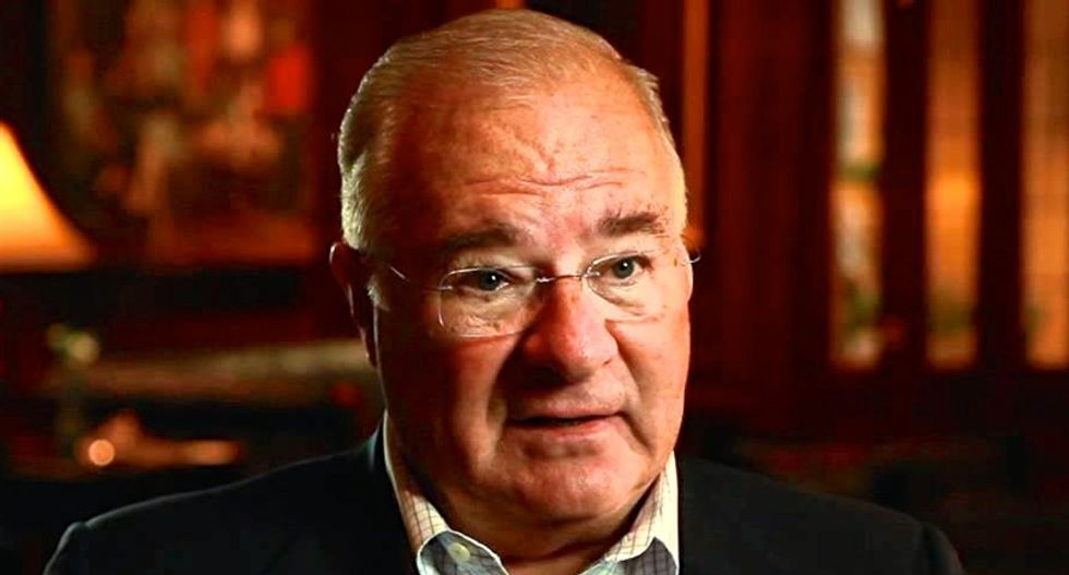 Republicans refuse to return donations from billionaire patron immersed in racism scandal