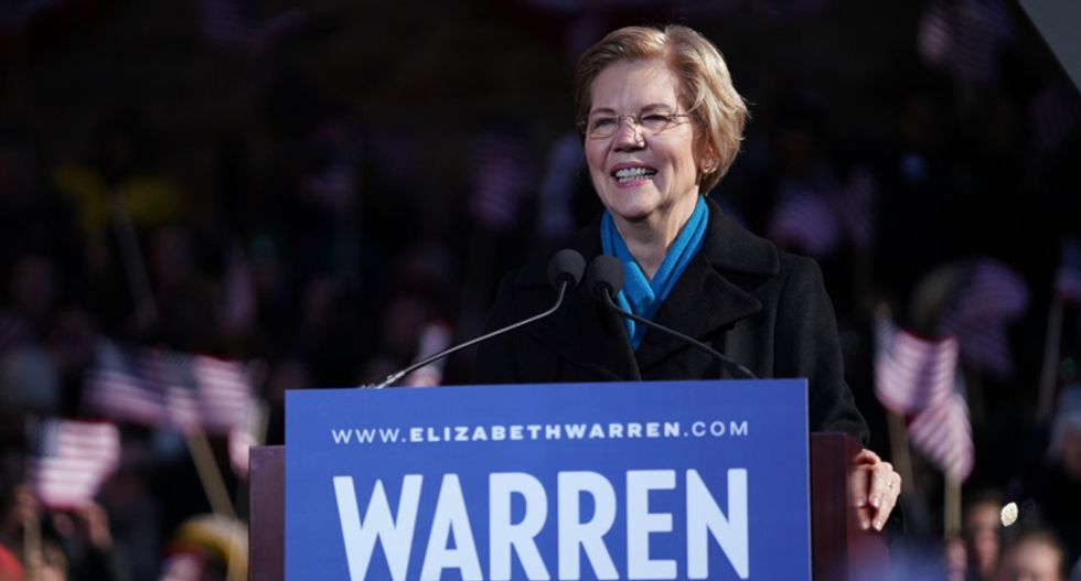 'I approve this message': Elizabeth Warren trolls 'Mad Money's' Jim Cramer for saying Wall Street is scared of her