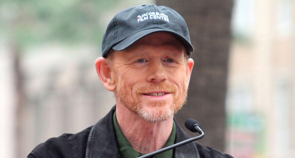 Ron Howard: There are alarming similarities between 1930s Nazis and Trump