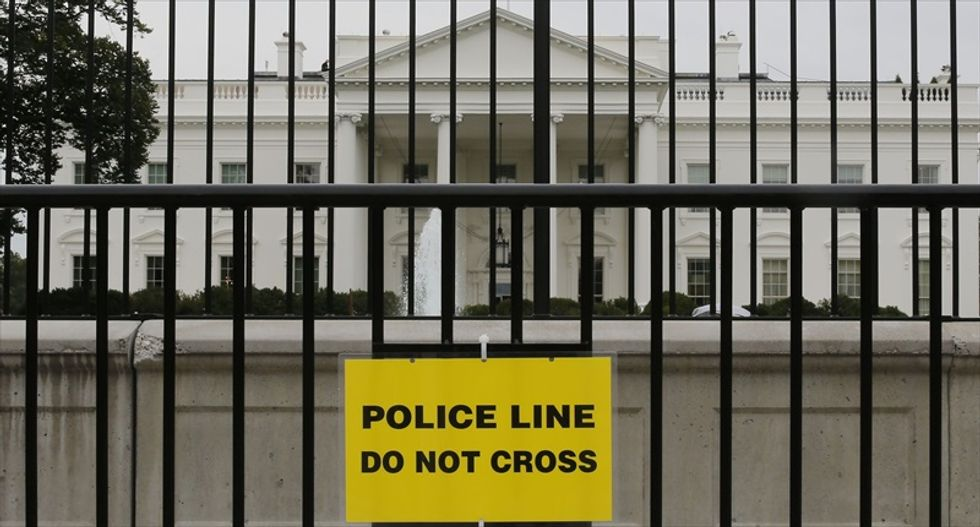 White House intruder ran through main floor before being caught: Report