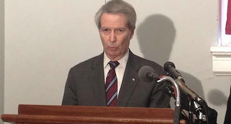 Republican North Carolina Congressman Walter Jones dies at 76