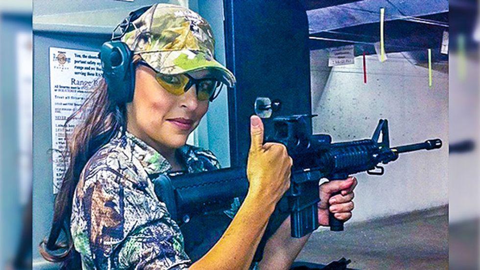 AR gun range declares itself a 'Muslim Free Zone' after 'Allah Akbar ring tone' freaks out owner