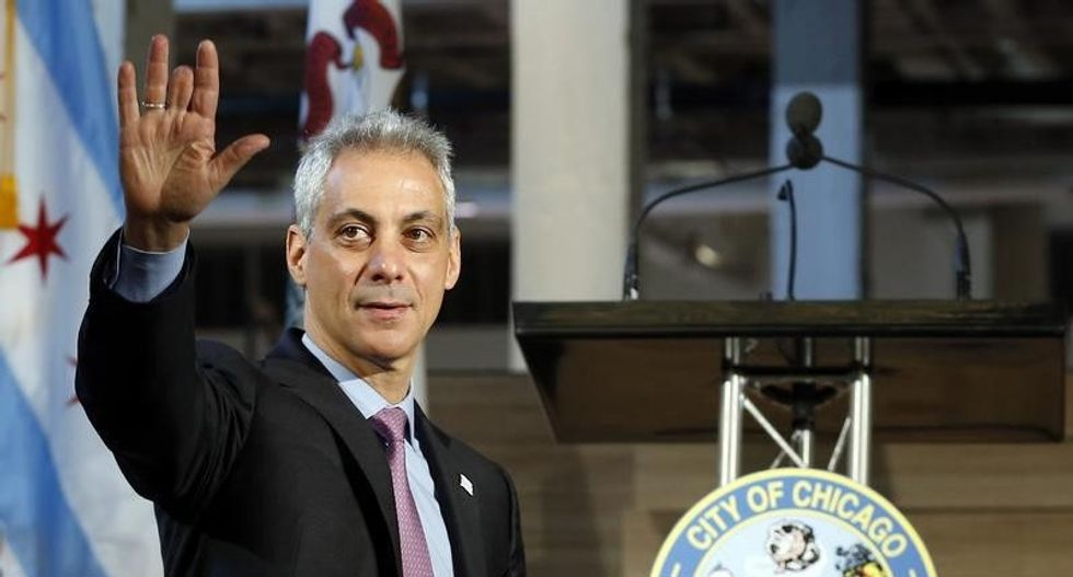 Black voters in Chicago increasingly disillusioned with Mayor Rahm Emanuel