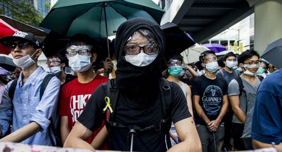 Hong Kong protesters reject demands to end rallies: 'Nothing can stop us'