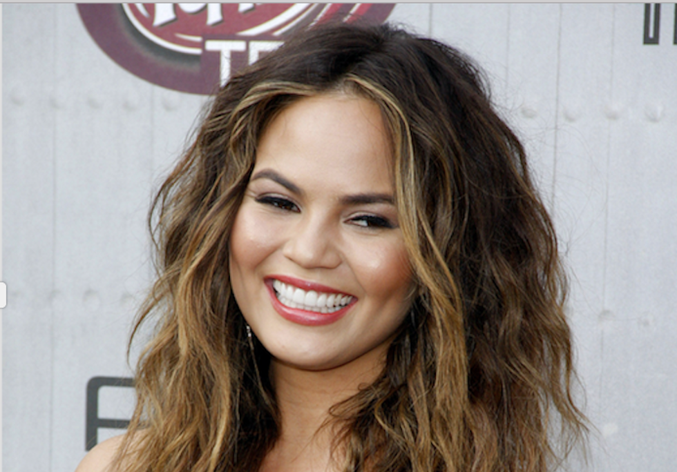 Chrissy Teigen absolutely obliterates Trump after he calls her John Legend's 'filthy mouthed wife'