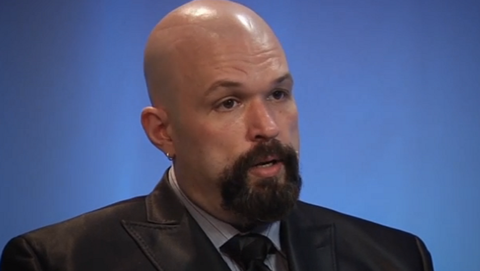 National Review hack wants to hang women who abort because sanctity of life