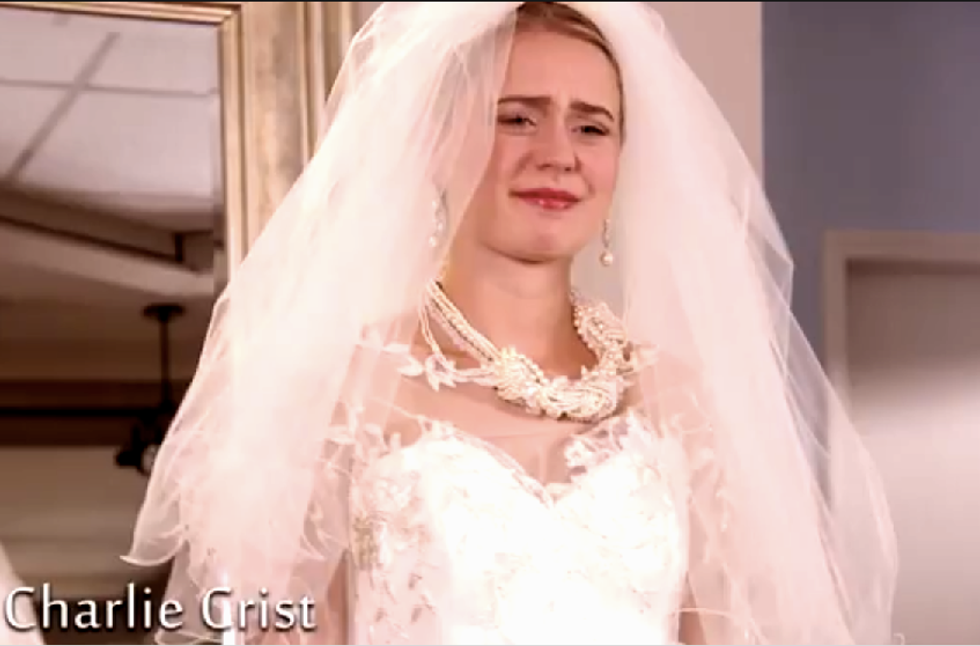 College Republicans try to woo young women with bizarre Rick Scott wedding dress ad