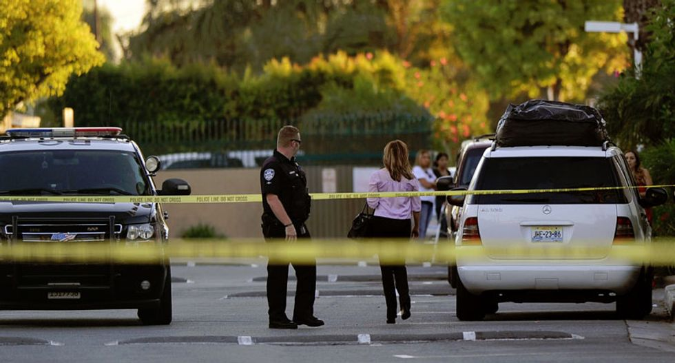 No charges yet after wife shoots and kills mayor in suburb of Los Angeles